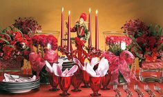 33 mesas para você se inspirar e criar uma ceia de Natal inesquecível - Casa - MdeMulher - Ed. Abril