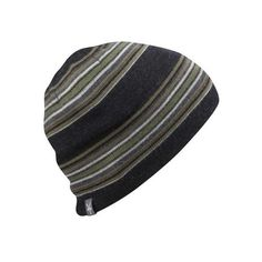 2e9db8bb1ed Men s Ibex Double Stripe Knit Beanie ( 40) ❤ liked on Polyvore featuring  men s fashion