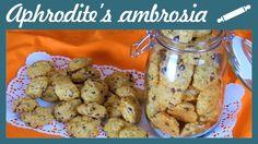 Orange Hazelnut Cookies with Chocolate Chips