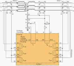 Transformer differential protection (ANSI code 87 T) | EEP