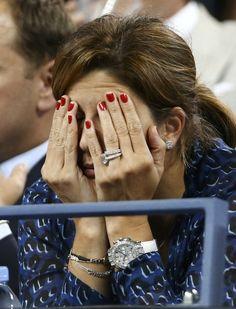 Mirka Federer Engagement Ring Worth