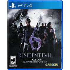 Resident Evil 6 - PRE-Owned - PlayStation 4, PREOWNED