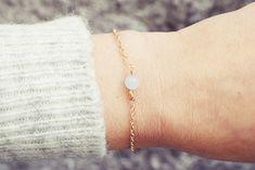Blue Jade Bracelet | Single Bead Bracelet | Rose Gold Bracelet | Healing Bracelet Handmade Bracelets, Beaded Bracelets, Jade Bracelet, Healing Bracelets, Men Necklace, Anklet, Swarovski Crystals, Rose Gold, Gemstones