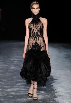 I just love dresses by Samuel Cirnansck