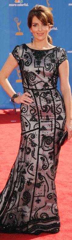 Tina Fey dress