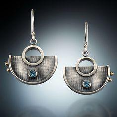 Signed H.v Patina! Creative Beautiful Ladies .830 Silver Hearts Pin/brooch