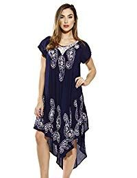 Riviera Sun Dress Dresses For Women at Women's Clothing store: Womens Fashion Stores, Fashion Sale, Fashion 101, Fashion Advice, Fashion Stylist, Cold Shoulder Dress, Clothes For Women, Summer Heat, Women's Dresses