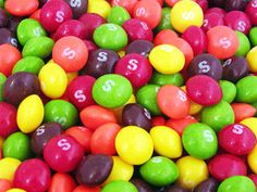 Pre-Halloween Infographic: Skittles Tops List of Most Influential Candy Brands on Twitter