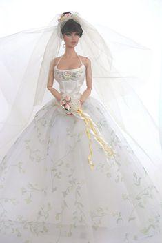 barbie wedding dress12