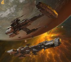 Space Opera par Rob Caswell