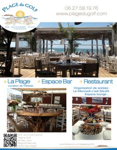 pub 2014 Salsa, Bar Restaurant, Lounge, Location, Flyers, Table Settings, Cap D'agde, Posters, Hobbies