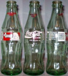 Coca~Cola Bottle Commemorative December 1993