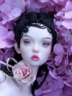 Little Owl by the Popovy Sisters! Pretty Dolls, Beautiful Dolls, Enchanted Doll, Realistic Dolls, Polymer Clay Dolls, Asian Doll, Doll Repaint, Diy Doll, Ooak Dolls