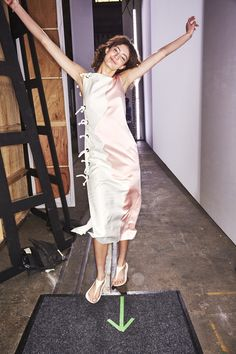 Sonny Vandevelde - Karla Spetic Resort 2020 Fashion Show Sydney Backstage Sydney Fashion Week, Backstage, Fashion Show, Fun, Photography, Dresses, Vestidos, Photograph, Fotografie