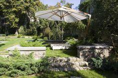#urban #garden #landscape #architecture #green #art Landscape Architecture, Landscape Design, Green Art, Bucharest, Backyard Ideas, Fields, Patio, Urban, Interior Design