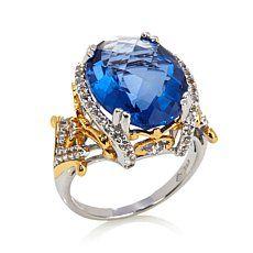 Fine Jewelry Honesty Victoria Wieck Size 10 Exquisite Craftsmanship;