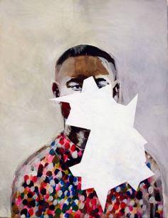 "Saatchi Art Artist Hanna Ilczyszyn; Painting, ""Stone"" #art"