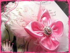 FABRIC Flower Tutorials   Butterflies  Roses  by tiarasnbows