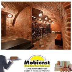 Get all your brick supplies from Mobicast - has the largest range of bricks, paving and retaining blocks in the Southern Cape. We have branches in George, Mossel Bay and Greatbrak . #bricks #ideas #landscaping