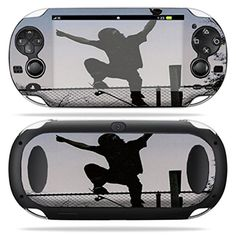 Intelligent Skin Decal Sticker For Ps Vita Original Pch-1000 Series-shin Hayarigami #01+gift Video Games & Consoles Faceplates, Decals & Stickers
