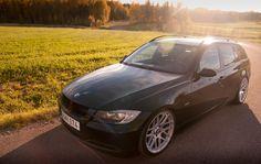 BMW e91   by TheFredrik