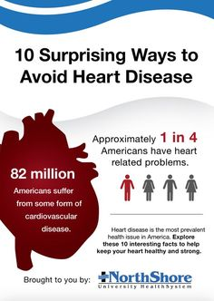 Heart disease is the number one killer of adults in the USA. Protect yourself from being to just another number or tally on the death survey.