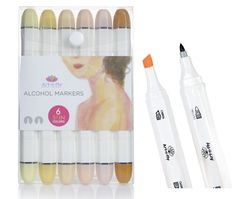 - PROFESSIONAL QUALITY: Artist grade sketch marker with high quality Japanese nibs and pigment rich ink this is an ideal marker for the serious illustration artist. Perfect markers for illustration, s