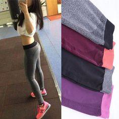 Cute Women Yoga Gym leggings