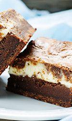 KITKAT Cream Cheese Brownie Recipe
