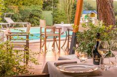 ristorante a bordo piscina - Hotel La Tavernetta Marina Romea