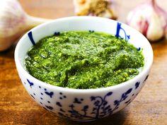 Salsa verde (kock Alexandra Zazzi)