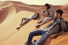 Mit Camel Active auf Abenteuer Reise in die Erg Chebbi - die Wüste Maroccos. Jetzt den durch Camel Active inspirierten Reisebericht im HIRMER Menstyle-Blog lesen.