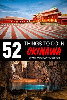 Planning a trip to Okinawa, Japan and wondering what to do there? This travel guide will show you the best attractions, top activities, places to visit & fun things to do in Okinawa. Start planning your itinerary and bucket list now! #okinawa #japan #thingstodoinokinawa #japantravel #traveljapan #japantravelcities #japanitinerary #japantravelbucketlists #japanbucketlist #thingstodoinjapan
