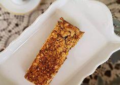 Barras de cereales caseras Receta de Nutrim - Recetas Saludables- Cookpad Tostadas, Granola, Banana Bread, Breakfast, Desserts, Food, Cereal Recipes, Almonds, Healthy Recipes