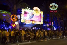 Flower Power party at Pacha Ibiza Flower Power Party, Ibiza Party, Ibiza Formentera, Love Messages, Online Tickets, Armin, Love Affair, Dj, Parties