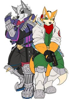 See more 'Super Smash Brothers Ultimate' images on Know Your Meme! Star Fox, Fox Character, Character Concept, Character Design, Furry Wolf, Furry Art, Shining Tears, Fox Mccloud, Really Cool Drawings