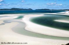 Whitehaven Beach - just incredible