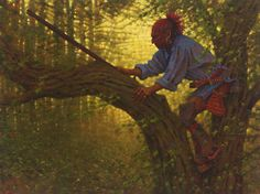 Doug Hall's Huckleberry Forest Studio - Scouting the Redcoats, Sold (http://www.doughallart.com/scouting-the-redcoats/)