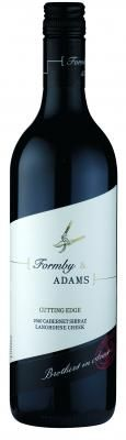 "Brothers in Arms  Formby & Adams ""Cutting Edge"" Cabernet Shiraz 2007"