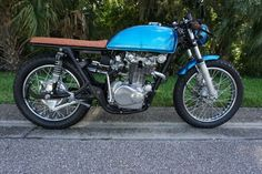 1972 Honda CB 450 Cafe Racer Excellent Condition #caferacerforsale #caferacer