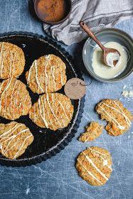 leuchttage: Haddu Möhrchen - Carrot-Cake-Cookies