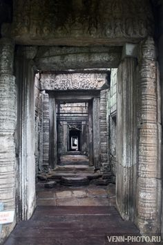 Камбоджа - день 22. Храмовый комплекс Ангкор Ват - средний круг Angkor, Cambodia