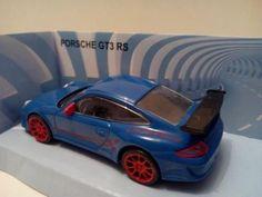 (15) Voiture miniature MONDO MOTORS 1/43 PORCHE GT3RS