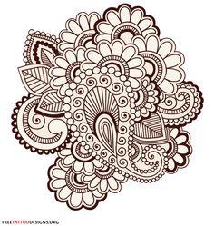 Free Design Patterns | Henna Tattoos | Mehndi Designs