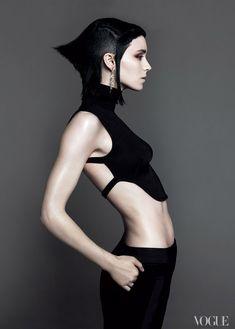 Rooney Mara,Vogue Cover