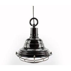 http://mooseartdesign.pl/pl/lampy/industrialna-lampa-wiszaca-metal-bars-czarna-detail   Wymiary: sze:22cm wys:27cm Materiał: Metal