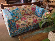 #RusticHome offers #SilkPatchWork sofas. #GetRidOfLeather #RusticHomeSanDiego
