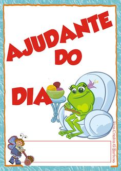 Cartazes Galinha Pintadinha