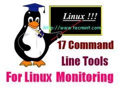 Linux Command Line Monitoring. Good stuff.