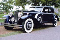 1929 Rolls Royce Phantom II Newmarket Sports Sedan by Brewster. Old Rolls Royce, Auto Rolls Royce, Voiture Rolls Royce, Bentley Rolls Royce, Vintage Rolls Royce, Rolls Royce Phantom 2, Retro Cars, Vintage Cars, Antique Cars